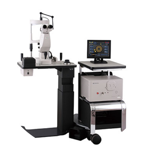 眼科レーザー光凝固装置 Pascal Twinstar