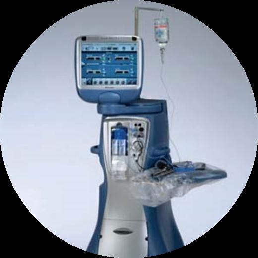 白内障手術装置INFINITI/OZIL