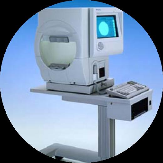 ハンフリー視野計(HFAⅡ)